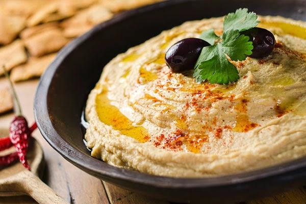 hummus recept utan tahini