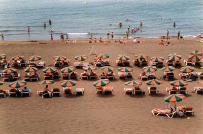 Lanzarote Beach Puerto Del Carmen Puerto Del Carmen Lanzarote