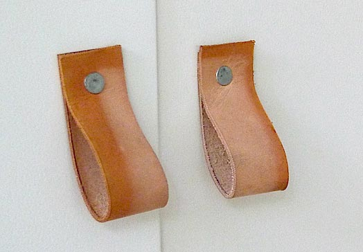 Leather handles - Thoughts – Nini's scattered thoughts